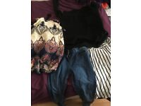 Bundle of women's clothing