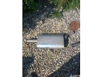Ford Stainless Steel exhaust