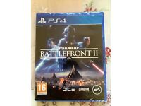 Brand New & Sealed Star Wars Battlefront 2 Sony PS4