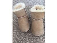 Genuine baby uggs size small
