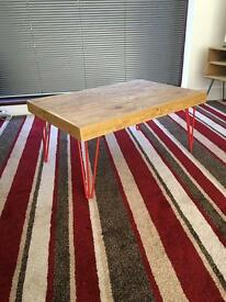 Coffee table (handmade)