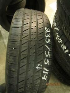 235/55R19 HANKOOK OPTIMO USED TIRES