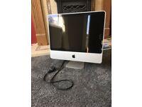 """20"""" Apple iMac Core 2 Duo 2.0-2.4Ghz 2GB 1TB HDD 4GB RA"""
