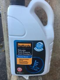 Anti-freeze and coolant 2L New