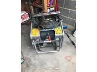 Belle 20/140 hydraulic breaker