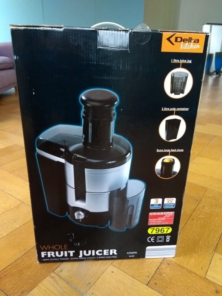 Delta Whole Fruit Juicer