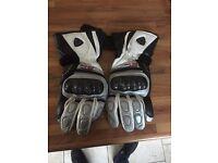 Revit ST pro motorbike gloves - brand new £55