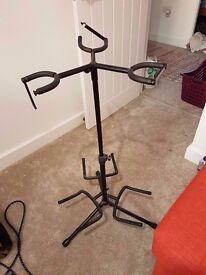 Triple Guitar Floor Stand