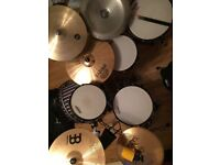 5 piece Limited edition Gretsch Catalina Club Drum Kit