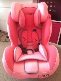 Isafe isofix car seat