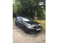 BMW 3 Series 3.0 330d M Sport Touring 5 door Black