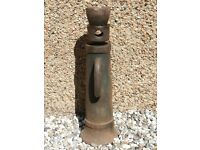 VINTAGE BOTTLE JACK, 21 INCHES HIGH, by MATHIESON OF GLASGOW, 6 TON, IN VGC