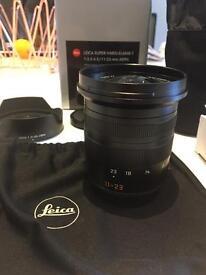 Leica Vario T 11-23mm Lens