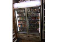 Glass Door Display Freezer FOR SALE