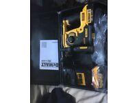 BRAND NEW DEWALT 18v hammer drill