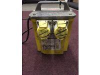 3 KVA 110V transformer 2 x 16 amp sockets