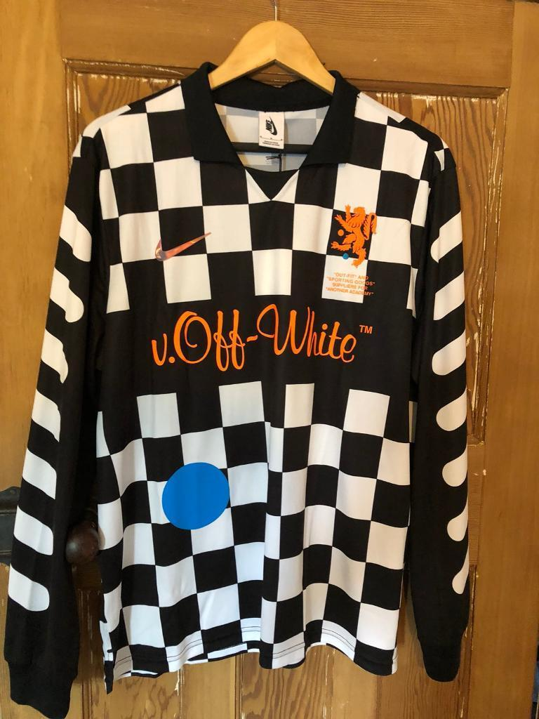 ef85ab9e Nike x off-white away jersey SALE!!! | in Tamworth, Staffordshire ...
