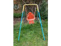 Free child's swing for collection
