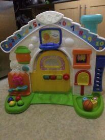 Baby Activity House