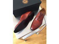 Joseph cheaney men's shoes 8.5f