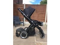 Oyster pushchair and Buggy Board