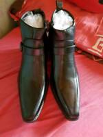 Schwarze Cowboy-Stiefel, Größe 41 Baden-Württemberg - Durlangen Vorschau
