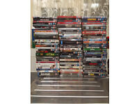 500+ DVD COLLECTION 100 STILL WRAPPED BRAND NEW MANY IN CHARTS MUST SEE