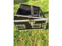 "Citronic 19"" DJ Flight case"