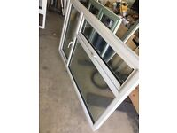 large white upvc window 1810 x 1160 including cill