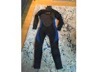 Tiki winter wetsuit xForce 5:4 tall large