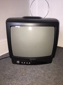 Bush CRT TV 14 Inch with Remote