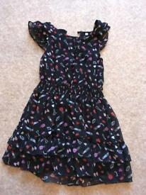 M&S dress, age 7-8 years