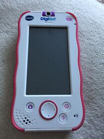 Pink DigiGo with Case