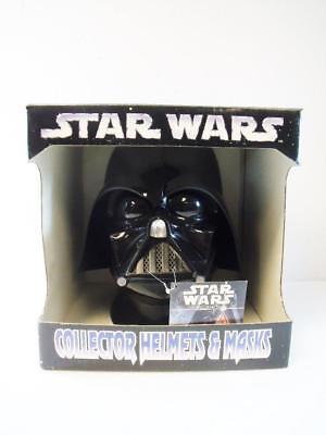 Don Post 1996 Star Wars Darth Vader 2pc Mask & Helmet In Original Box w/ Tags