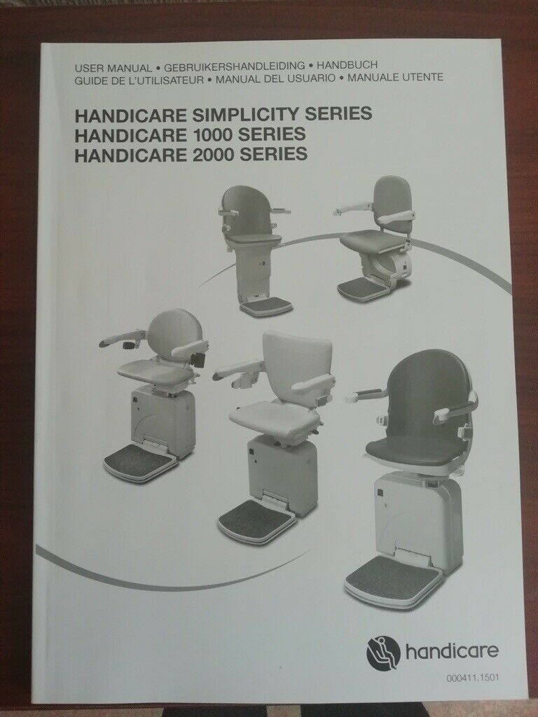 Handicare Stairlift Simplicity Series   in Chatham, Kent   Gumtree on
