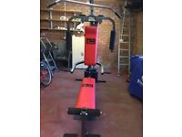 Multi gym great condition priced to sell