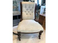 Lovely old bedroom/Nursery chair