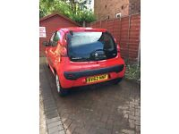 Peugeot 107 5dr Low Milage Tax Free