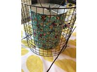 Butterfly lamp shade