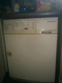 AEG Lavatherm 57700 condenser dryer. good working condition.