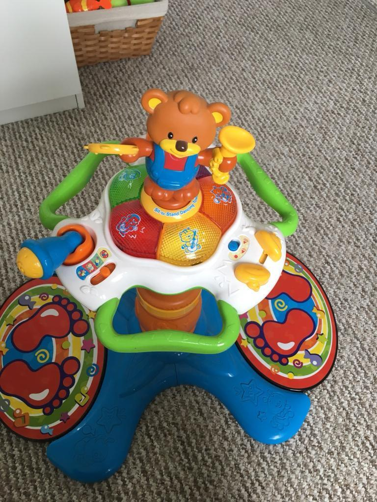 Vtech children's stand and dance