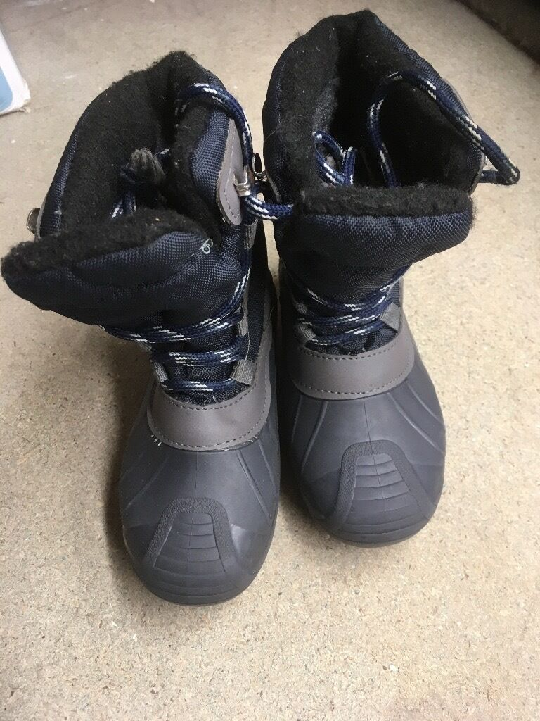 Boy Boots Size 11