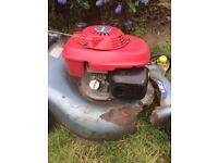 Petrol engine for mower