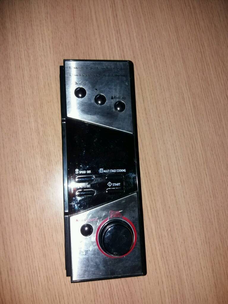De'Longhi Microwave Control Panel P80D20RL-T5A/H