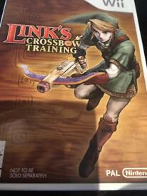 Wii Links Crossbow Training