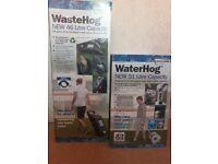 water and waste Hog