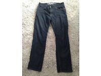 Bull-it SR6 motorcycle jeans. Size 34R