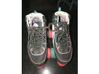 Girls roller boots size 1