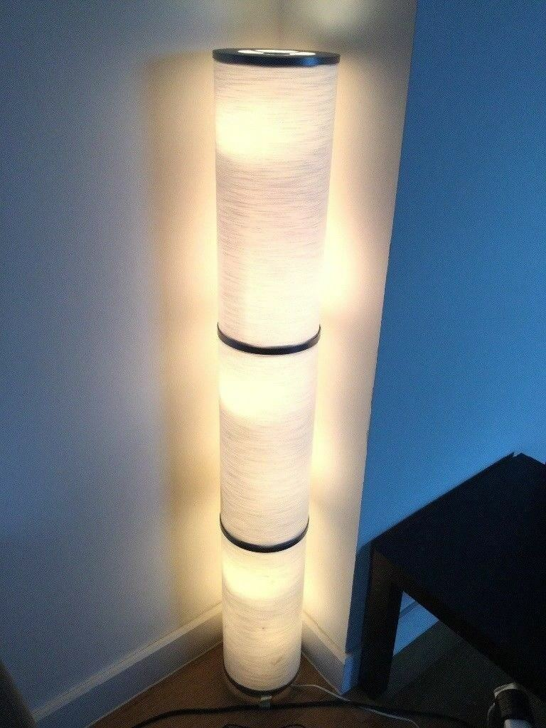 Ikea Vidja Floor Lamp With 6 Lamps In London Gumtree