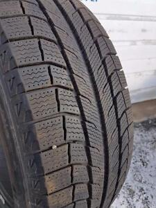 4 Like New 235/55/19 Winter Tires